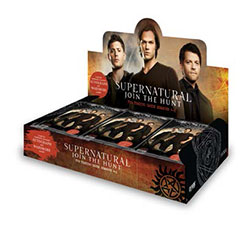 Cryptozoic Supernatural Trading Cards Seasons 4-6 Booster Box