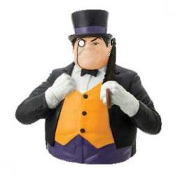 DC Comics Penguin Bust Bank
