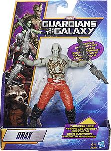 Marvel Guardians of the Galaxy Action Drax