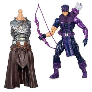 "Marvel Legends Infinite Build-a-figure Odin (The Allfather) 6"": Marvel's Hawkeye"