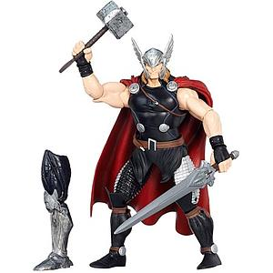 "Marvel Legends Infinite Build-a-figure Odin (The Allfather) 6"": Thor"