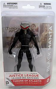 DC Collectibles Justice League Throne of Atlantis Series: Black Manta