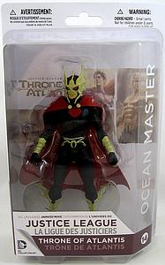 DC Collectibles Justice League Throne of Atlantis Series: Ocean Master