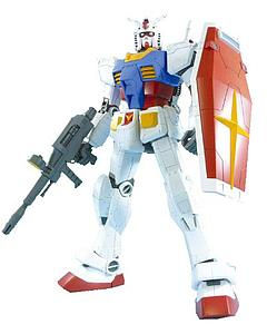 Gundam Mega Size Model 1/48 Scale Model Kit: RX-78-2 Gundam