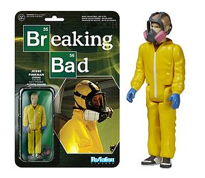 ReAction Figures Breaking Bad Jesse Pinkman Cook Suit