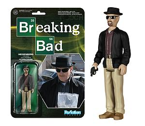 ReAction Figures Breaking Bad Heisenberg