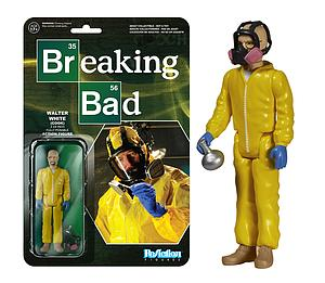 ReAction Figures Breaking Bad Walter White Cook Suit (Vaulted)