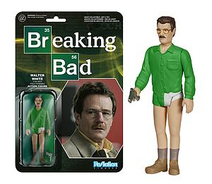 ReAction Figures Breaking Bad Walter White