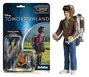 ReAction Figures Tomorrowland Young Frank (Vaulted)