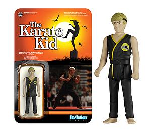 ReAction Figures The Karate Kid Johnny Lawrence (Vaulted)