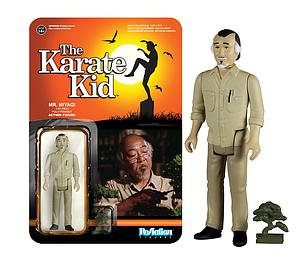 ReAction Figures The Karate Kid Mr. Miyagi