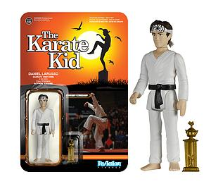 ReAction Figures The Karate Kid Daniel Larusso Karate Uniform