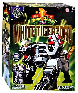 Mighty Morphin Power Rangers Legacy White Tigerzord