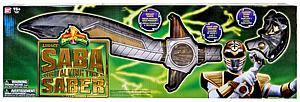 Mighty Morphin Power Rangers Legacy Saba The Talking Tiger Saber