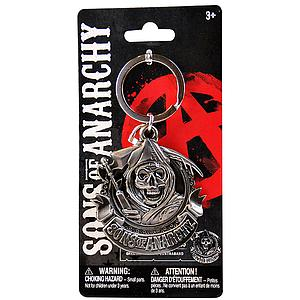 Sons of Anarchy Metal Keychain: Reaper