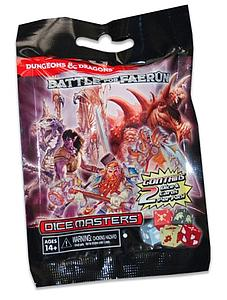 Dungeons & Dragons Dice Masters: Battle for Faerun Foil Pack