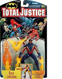 "Total Justice 5"": Black Lightning"