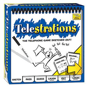 Telestrations: 8 Player Pack
