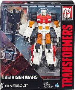 Transformers Generations Combiner Wars Voyager Class Silverbolt