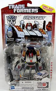 Transformers Generations Deluxe Class: Crosscut (Canadian Packaging)