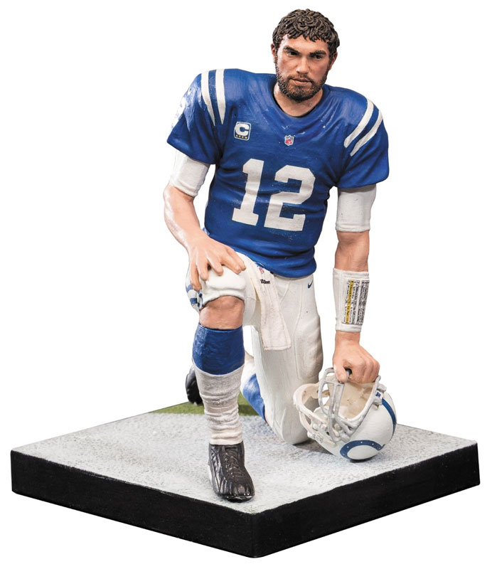 NFL Sportspicks Series 36 Andrew Luck (Indianapolis Colts)