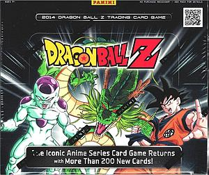 Dragon Ball Z Trading Card Game Booster Box