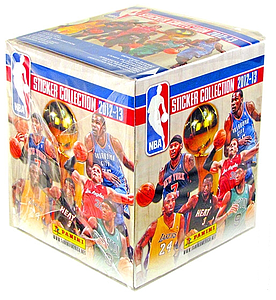 2014-15 Panini NBA Sticker Booster Box