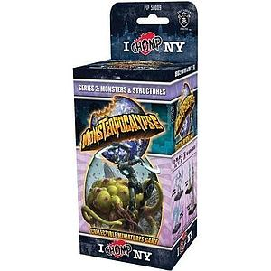 Monsterpocalypse Collectible Miniature Game Series 2 Monster & Structure Deck: Chomp NY
