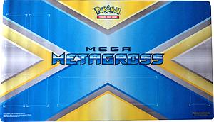 Pokemon Playmat: Mega Metagross