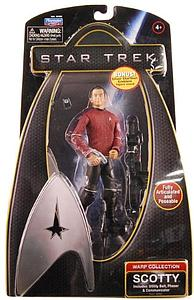 "Playmates Star Trek Movie 6"": Scotty"