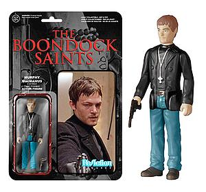 ReAction Figures Boondock Saints Murphy MacManus (Vaulted)