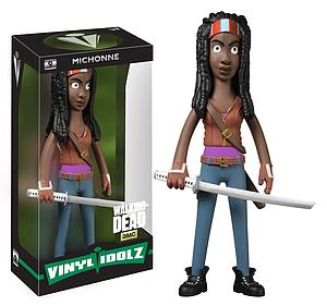 Vinyl Idolz Walking Dead Michonne (Retired)