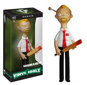 Vinyl Idolz Shaun of the Dead Shaun
