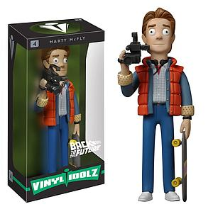 Vinyl Idolz Back to the Future Marty McFly