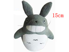 "Plush Toy Totoro 10"" Totoro Plush"