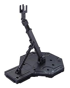 Gundam Action Base 1 1/144 & 1/100 Scale Stand: Black