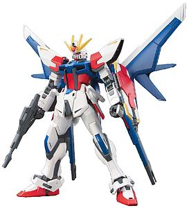 Gundam High Grade Build Fighters 1/144 Scale Model Kit: #001 Build Strike Gundam Full Package