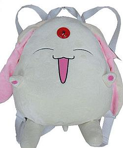 Plush Toy Tsubasa 12 Inch White Backpack