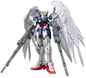 Gundam Real Grade Excitement Embodied 1/144 Scale Model Kit: #17 Wing Gundam Zero EW