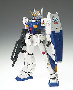 Gundam High Grade Universal Century 1/144 Scale Model Kit: #47 RX-78 NT-1 Gundam NT-1