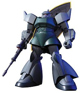 Gundam High Grade Universal Century 1/144 Scale Model Kit: #076 MS-14A Gelgoog/ MS-14C Gelgoog Cannon