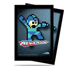 Megaman Standard Card Sleeves (66mm x 91mm)