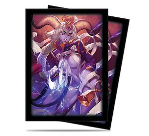Deck Protectors Relic Knights: Zineda 50 Standard Size Card Sleeves