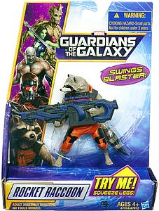 Marvel Guardians of the Galaxy Action Rocket Raccoon