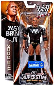 WWE Superstar Entrances: The Rock Walmart Exclusive