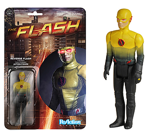 ReAction Figures The Flash TV Show Reverse Flash (Vaulted)