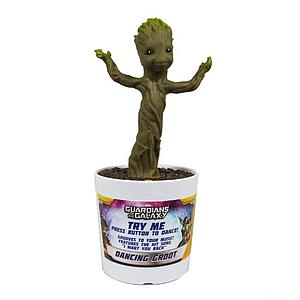 "Guardians of the Galaxy 9"" Robotic Dancing Groot"
