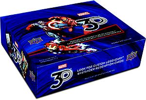Upper Deck Marvel 3D Trading Cards