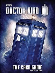 Doctor Who: The Card Game Second Edition