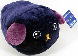 Mameshiba Plush: Giant Black Bean